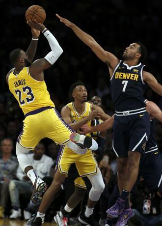 Los Lakers lucirán camisetas en homenaje a Kobe Bryant en juego 4 ante Portland