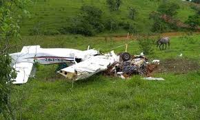 Cinco personas mueren en un accidente de avioneta en Brasil