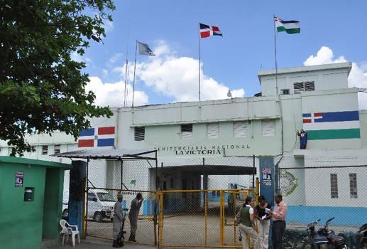Sofocan incendio ocurrido esta madrugada en cárcel La Victoria
