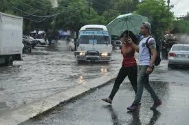 Volverán los aguaceros esta tarde en varias provincias por una vaguada