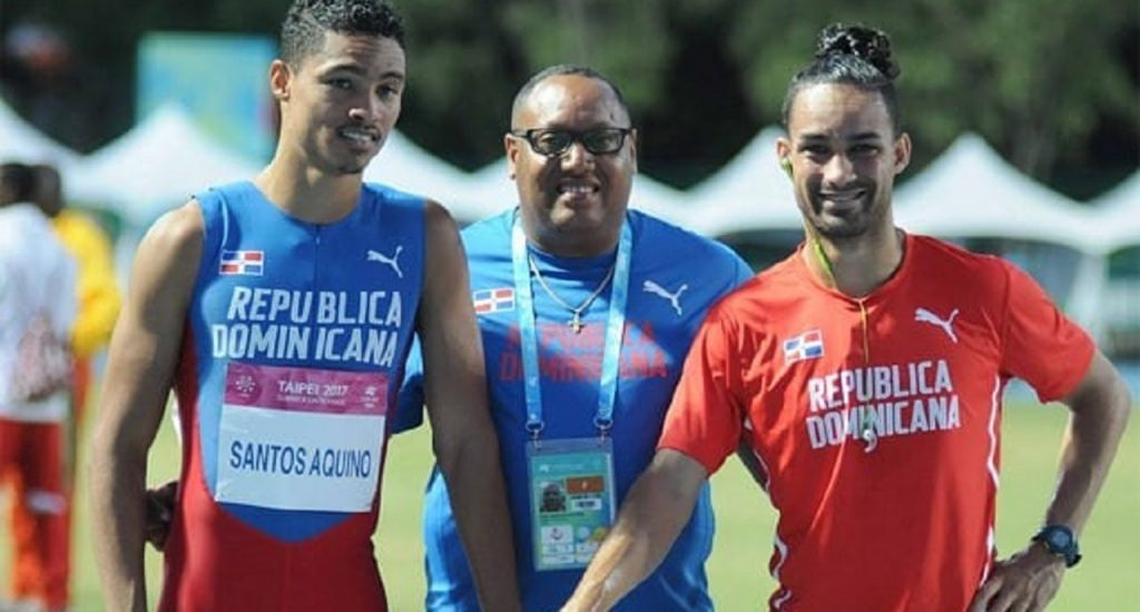 Luguelín y Juander Santos regresan al país para preparación de de cara a los Panamericanos