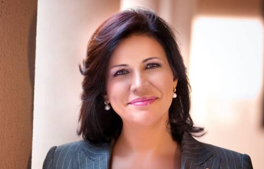 """Margarita Cedeño: """"Para recuperar el crecimiento de RD después de la crisis hay que tener experiencia"""""""