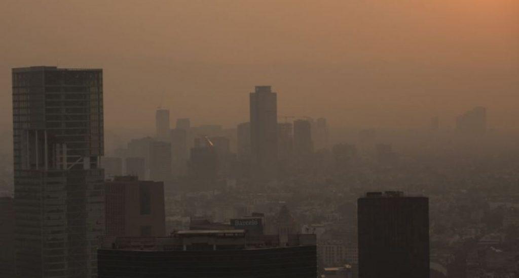 Levantan emergencia ambiental en la capital mexicana por contaminación