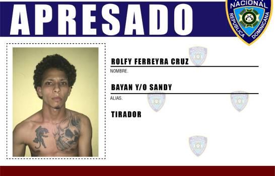 Autoridades dan los nombres de los responsables materiales del atentado a David Ortiz