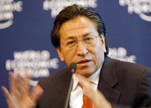 Detienen en EE.UU. al expresidente peruano Toledo pedido en extradición por caso Odebrecht