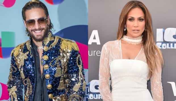 """Jennifer López y Maluma actuarán en la película """"Merry Me"""""""