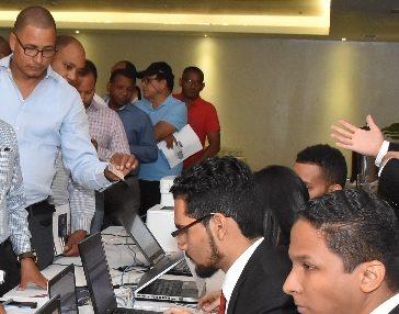 Más de 5 mil bancas de lotería se enlazan con Ministerio de Hacienda