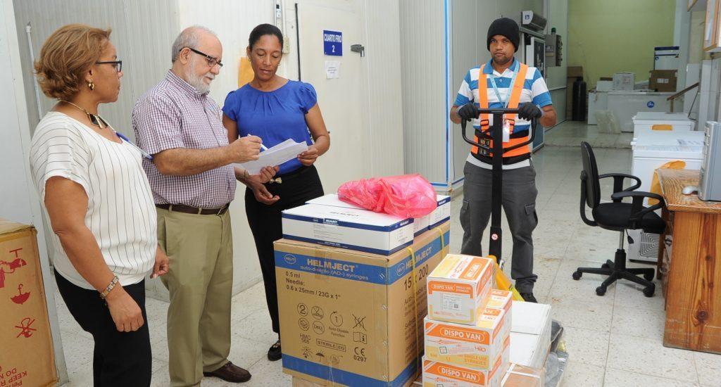 MSP informa recibe 150 mil dosis de neumococo; extenderá vacunación a menores de cinco años