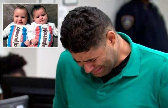 Autoridades de El Bronx deciden no presentar cargos contra dominicano cuyos mellizos murieron tras ser olvidados en vehículo