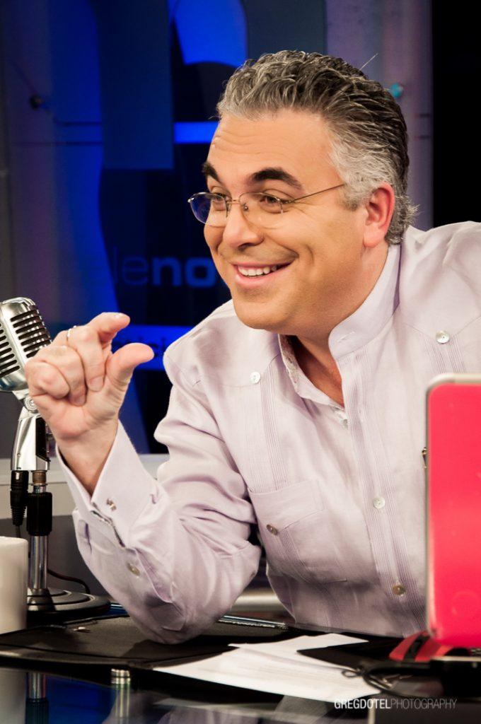 """Roberto Cavada: """"el señor de la tituladora es un animal"""""""