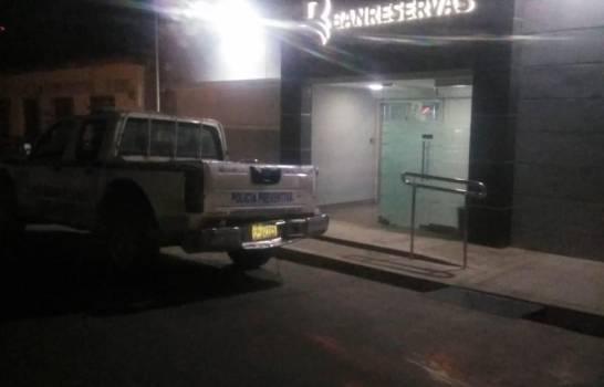 ¡Sorprendente! Ladrones no usaron arma de fuego para robar en sucursal de Banreservas
