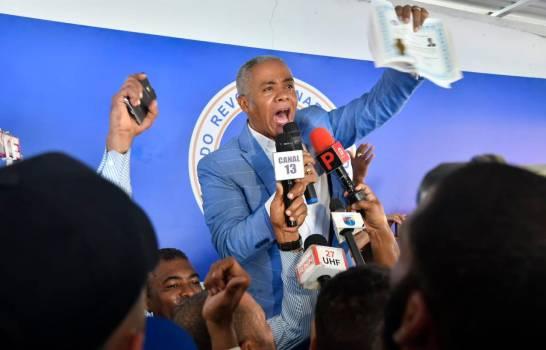 Francisco Fernández quiere volver como alcalde de Santo Domingo Norte