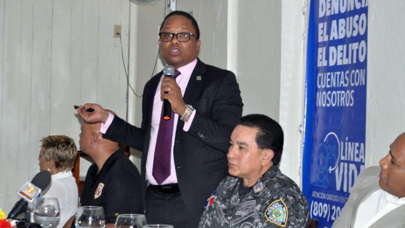 Autoridades Baní reportan que desmantelaron bandas narcos