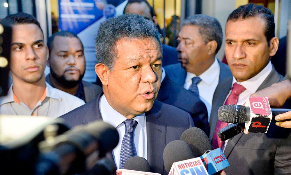 Leonel afirma es un retroceso del sistema político violar acuerdo de alternabilidad de Cámara de Diputados Rafael Lara