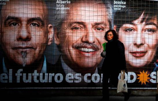 Comienza la votación para las primarias presidenciales en Argentina