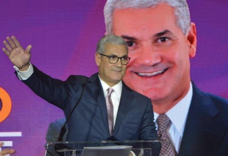 UDC proclama a Gonzalo Castillo como su candidato presidencial