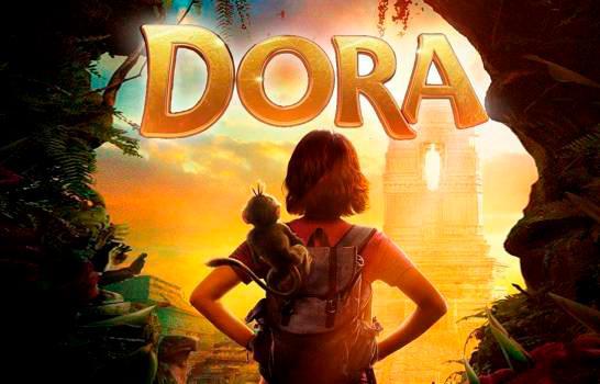 Las aventuras infantiles y muy latinas de Dora animan la cartelera de EE.UU.