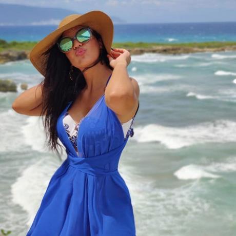 Mariela Encarnación está abierta a un nuevo amor