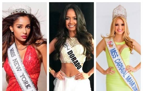 Reinas recicladas: Aspirantes al Miss RD Universo que lo intentaron en otros países