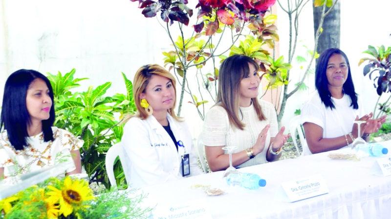 Centros llenos pacientes con dengue, males respiratorios