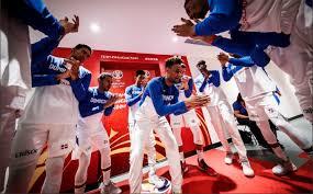 Dominicana clasifica al derrotar a Alemania en mundial de baloncesto