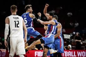 Dominicana vence a Alemania 70-68, clasifica a siguiente fase Mundial de China