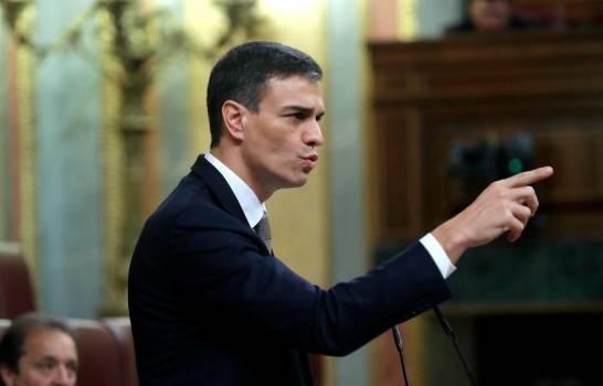 Presidente español descarta alianza con la extrema izquierda