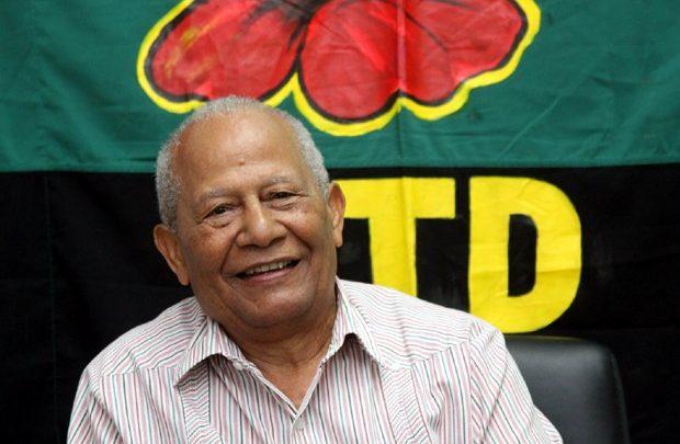 Fundador del PTD revela que la fusión de esa organización política con La Fuerza del Pueblo es nula