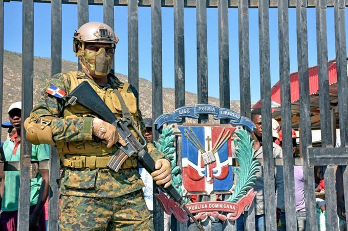 Autoridades dominicanas preocupadas por crisis haitiana