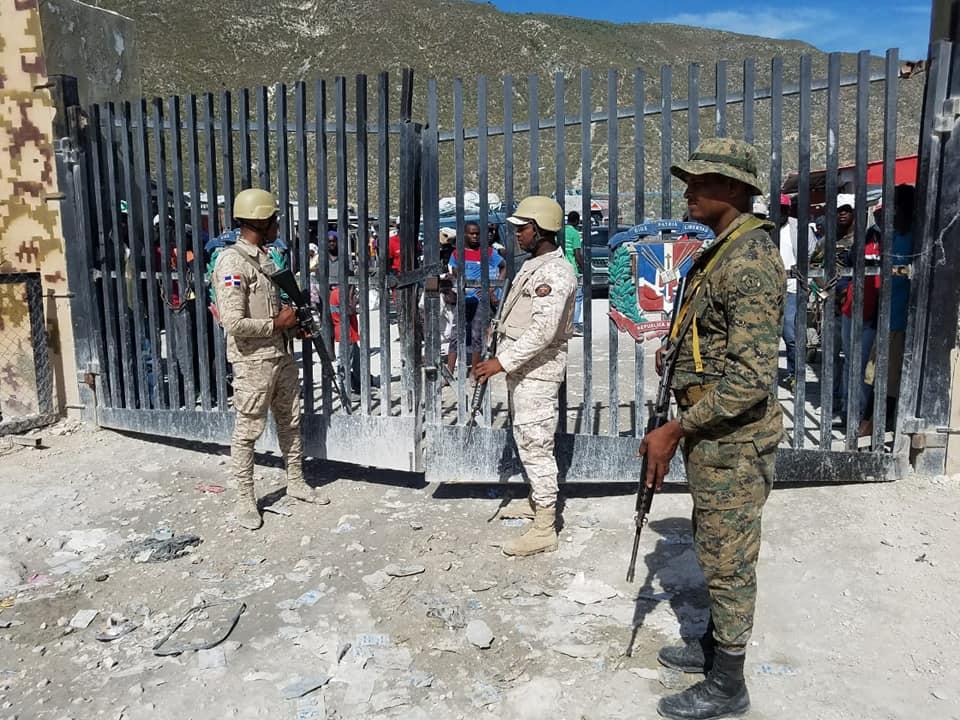 Continúa tensión en la zona fronteriza de RD