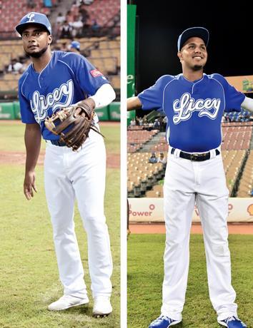 Mejia & Reyes: Dos cambios que rinden sus frutos para el Licey