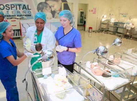 La República Dominicana conmemora el Día del Prematuro con una reducción mínima de muerte neonatal