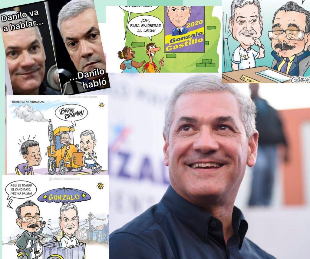A Gonzalo y al PLD: difundiendo memes no los tumban