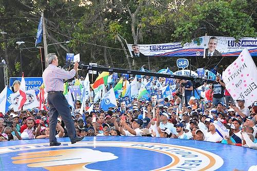 Encuesta Mark Penn/Stagwell: PRM es el partido favorito de los votantes
