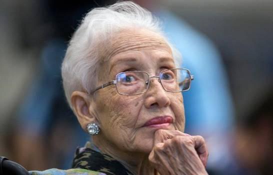 Muere Katherine Johnson, la 'figura oculta' de la Nasa