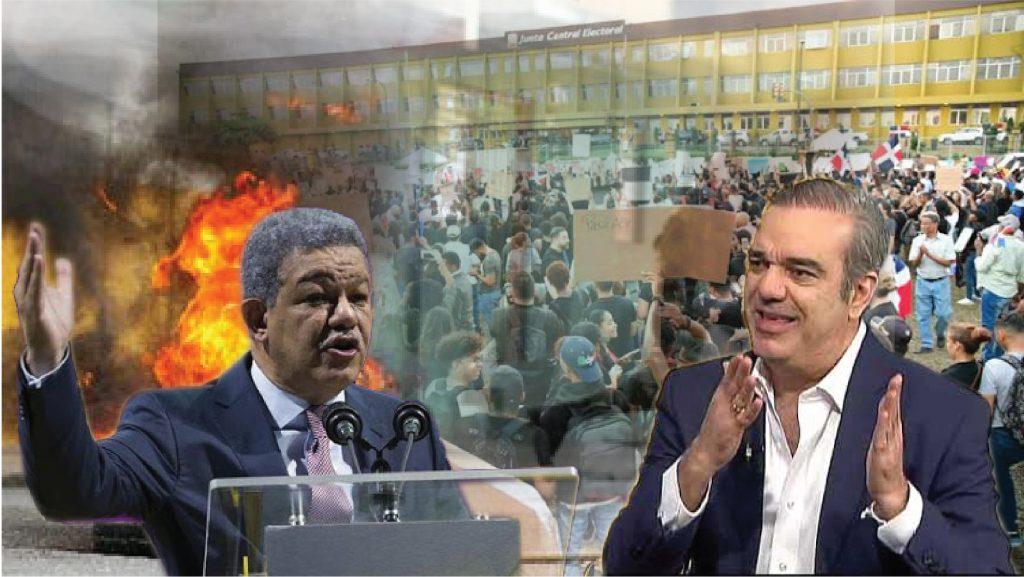 Los que apuestan al caos: quieren llegar al poder