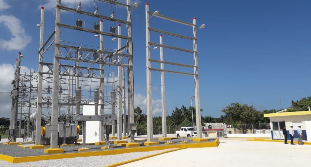 EDE Este pone en operación subestación Nisibón y su línea de alimentación