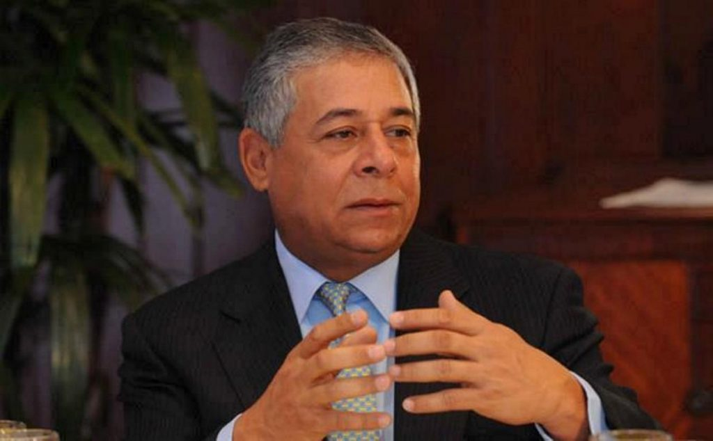Roberto Salcedo abandona PLD, explica motivos
