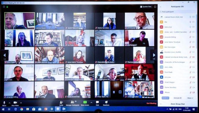 qué tan seguras son Zoom y otras apps de videollamadas tan populares en la cuarentena por el covid-19