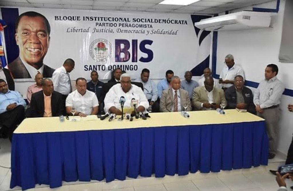 Peña Guaba insiste no hay condiciones para las elecciones en Mayo