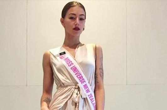 Se suicida finalista del Miss Universo por Nueva Zelanda