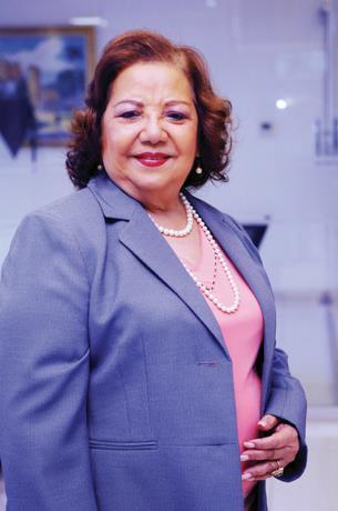 Muere la diseñadora dominicana Mercy Jácquez