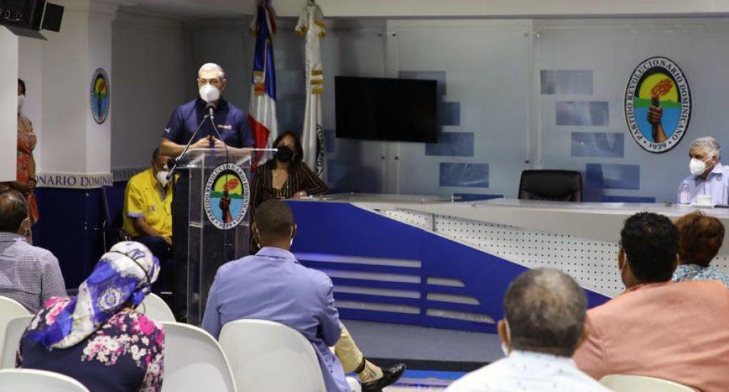 Gonzalo Castillo: El pueblo elegirá al presidente que sea solidario