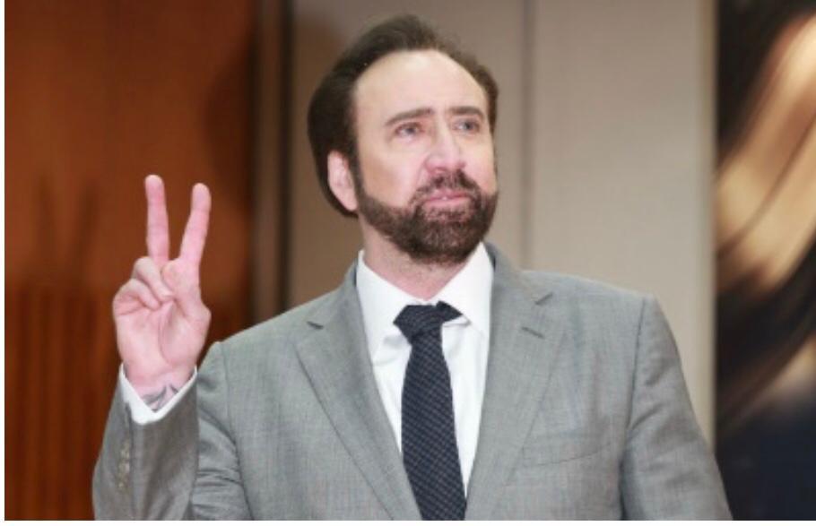 """Nicolas Cage interpretará a un conserje en película """"El Mundo Maravilloso de Wally"""""""