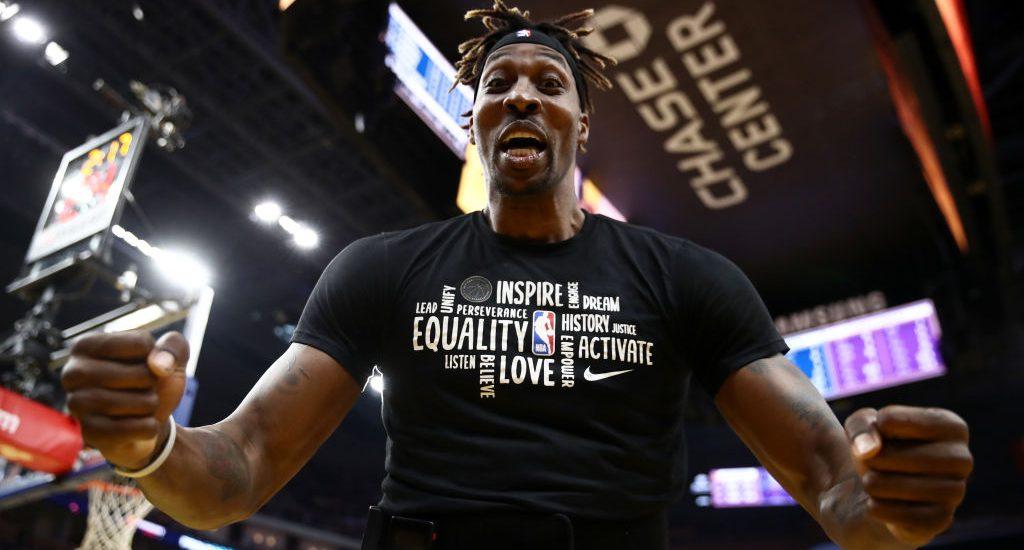 La NBA pintará mensaje 'Black Lives Matter' en canchas de Orlando