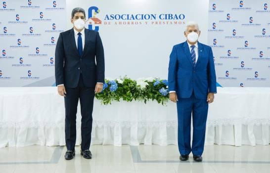 Asociación Cibao escoge nuevo vicepresidente ejecutivo
