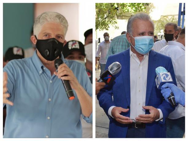 Eduardo Estrella y Antonio Taveras han anunciado que renunciarán a privilegios en el Senado