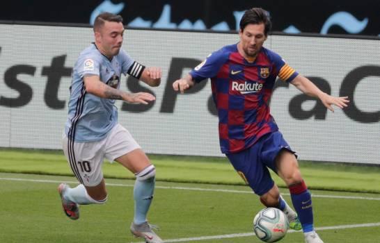 Messi amplía su ventaja al frente de la tabla de los goleadores