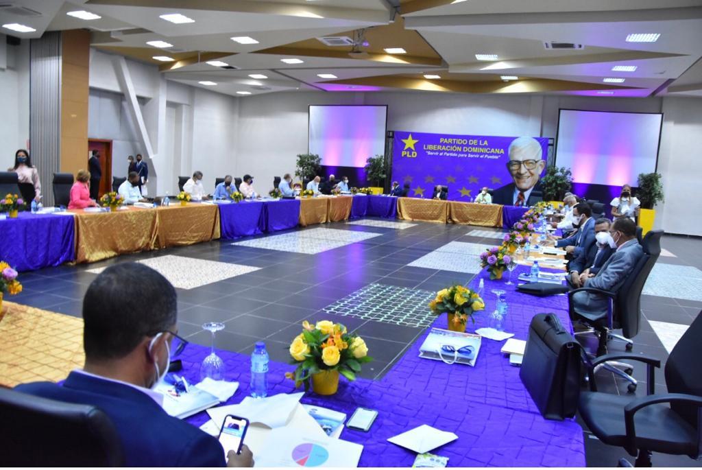 Ahora Comité Político se reunirá el primer domingo de cada mes en la mañana