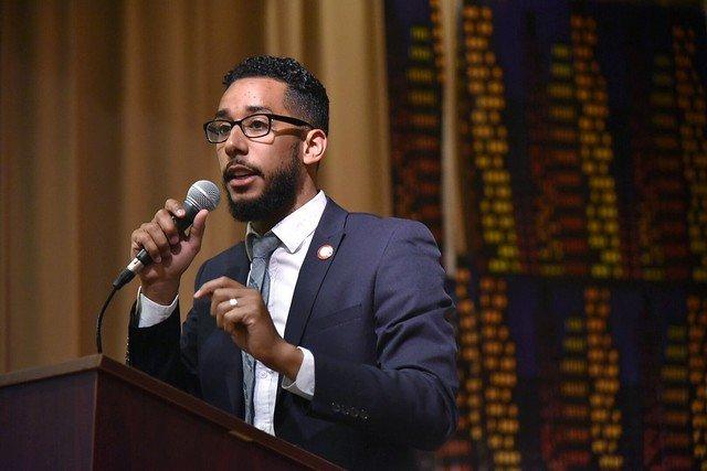 Antonio Reynoso, el dominicano que aspira a presidencia condado de Brooklyn